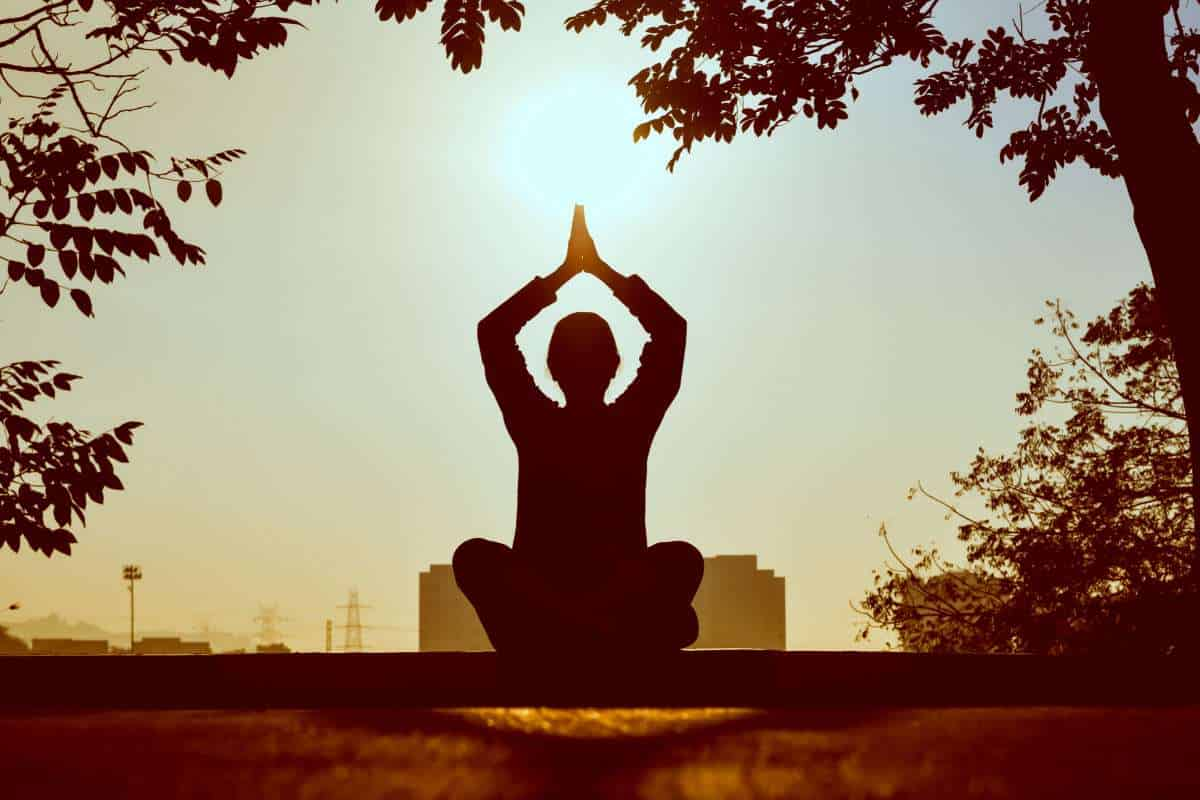 Yoga - ways to improve spiritual health