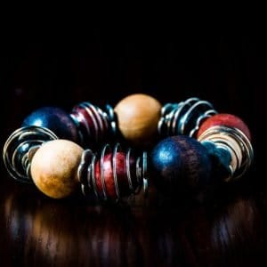 How to Make a Chakra Bracelet